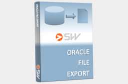 Oracle File Export